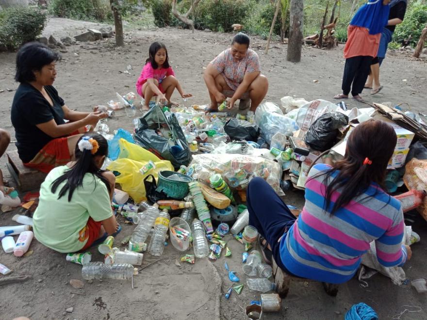 Image : hari Bersih Sampah Internasional