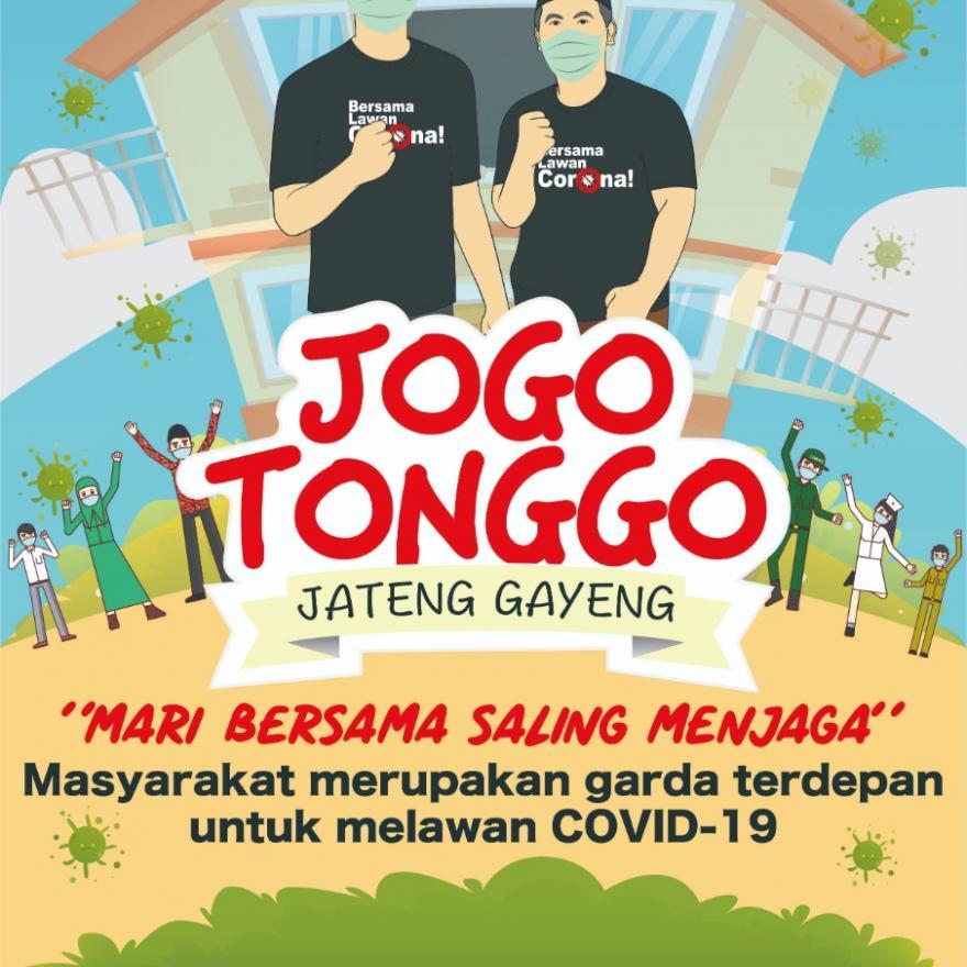 Image : Satgas Jogo Tonggo